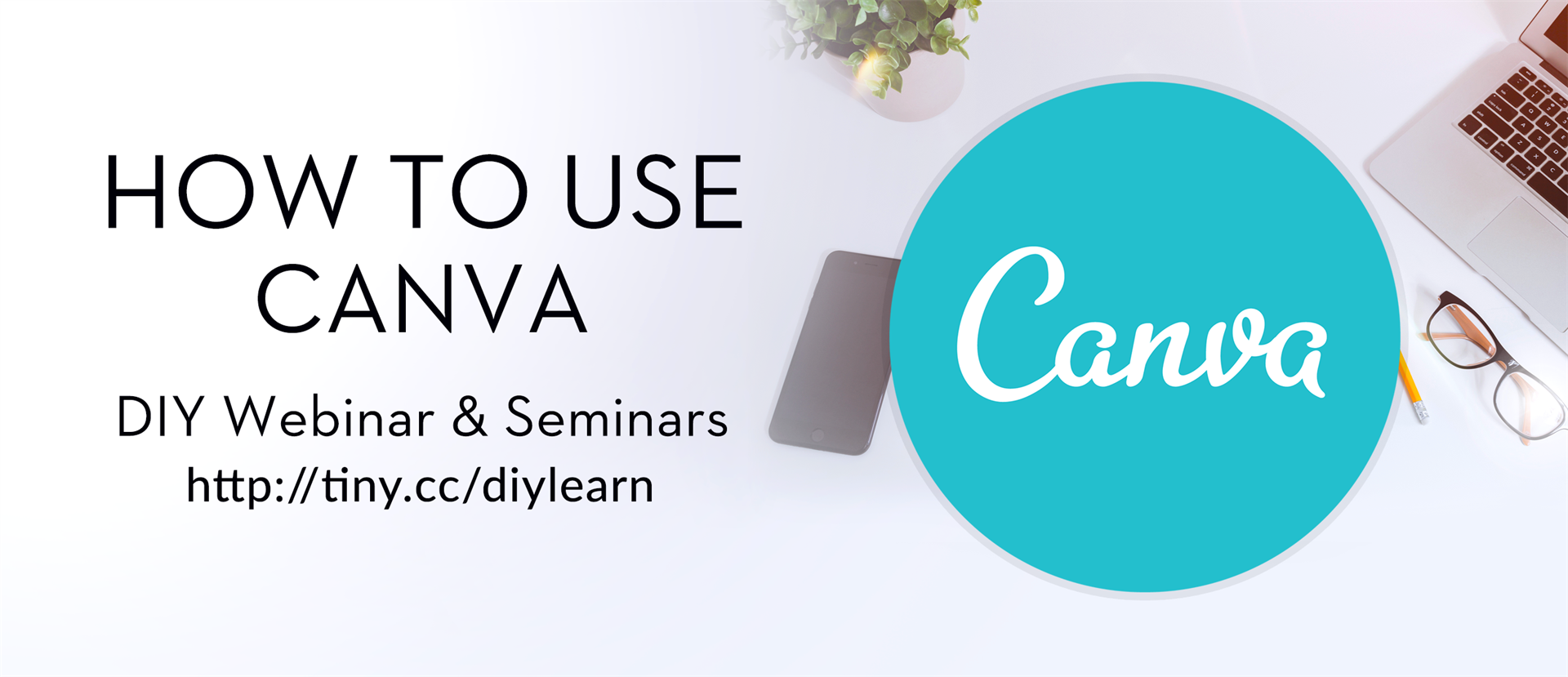 How to Use Canva Seminar in Portland LIVE!