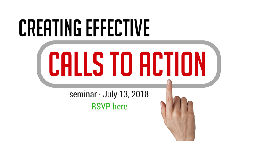 Creating Effective Calls to Action Seminar