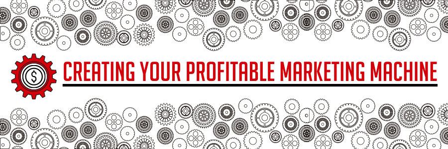Creating Your Profitable Marketing Machine Free Webinar on Thursday