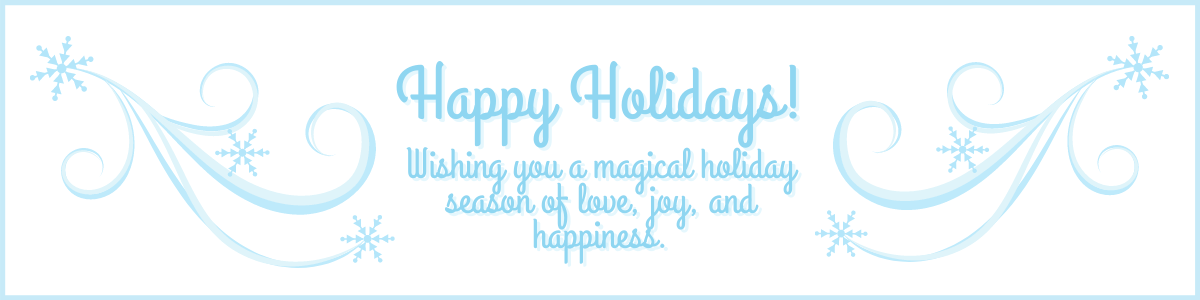 Happy Holiday from the DIY Marketing Center