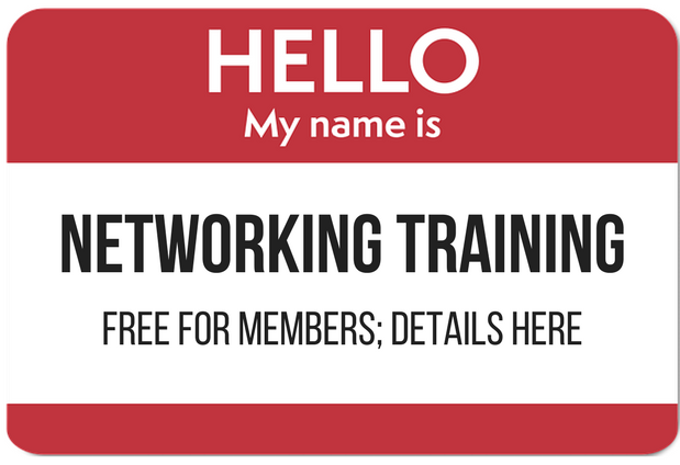 Networking Training in Vancouver