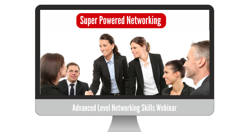 Super Powered Networking the Virtual Version